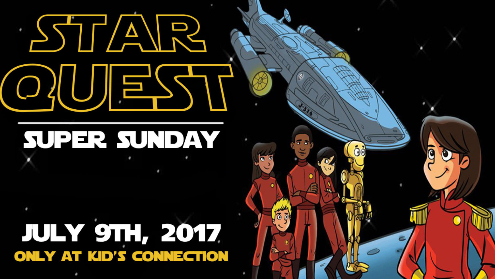 Star Quest: Super Sunday
