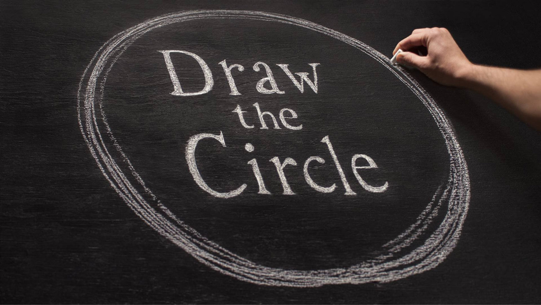 Draw the Circle Prayer Challenge